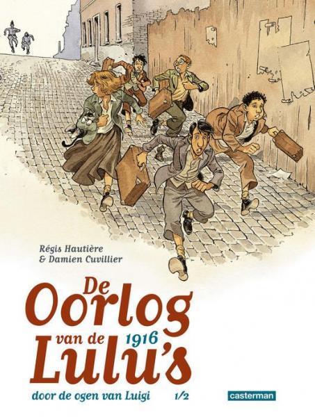 De oorlog van de Lulu's: Door de ogen van Luigi 1