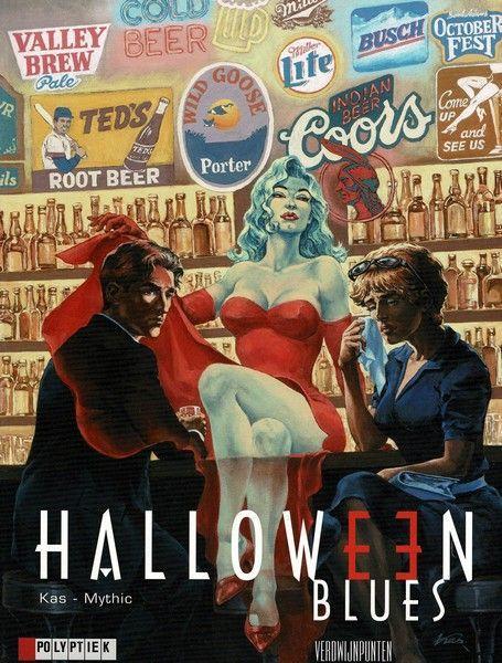 Halloween Blues 4 Verdwijnpunten