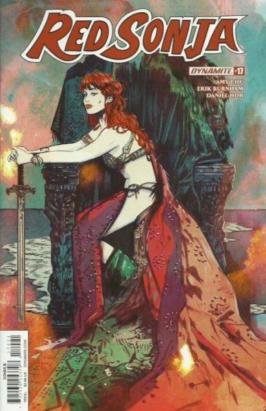 Red Sonja (Dynamite Entertainment) C17 Hell or Hyrkania, Part 5