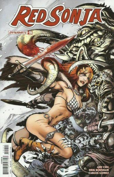 Red Sonja (Dynamite Entertainment) C19 The Blade of Skath, Part 2
