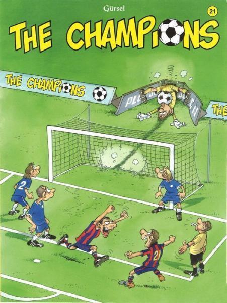 The Champions 21 Deel 21
