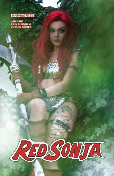 Red Sonja (Dynamite Entertainment) C20 The Blade of Skath, Part 3
