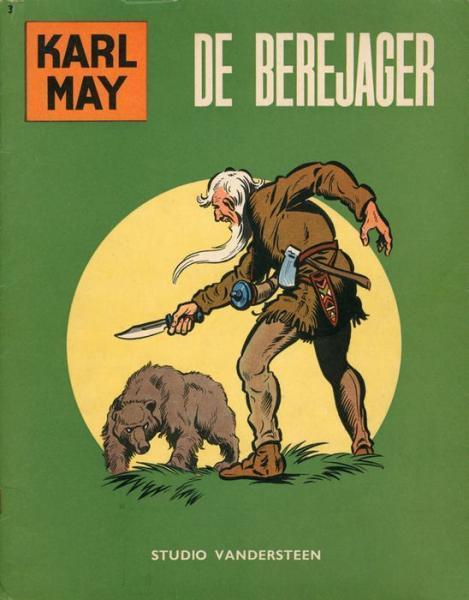Karl May 3 De berejager
