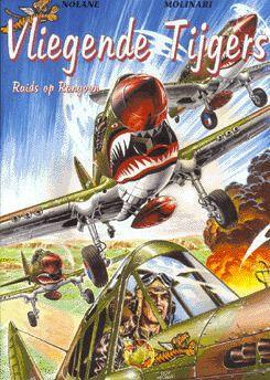 Vliegende tijgers 1 Raids op Rangoon