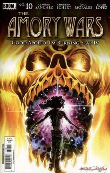 Amory Wars: Good Apollo, I'm a Burning Star IV 10 Issue #10