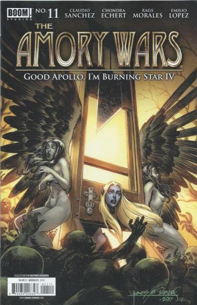 Amory Wars: Good Apollo, I'm a Burning Star IV 11 Issue #11