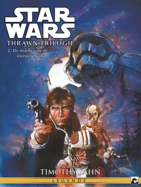 Star Wars: The Thrawn Trilogy (Dark Dragon) 2 De macht van de duistere kant