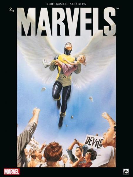 Marvels (Dark Dragon Books) 2 Deel 2