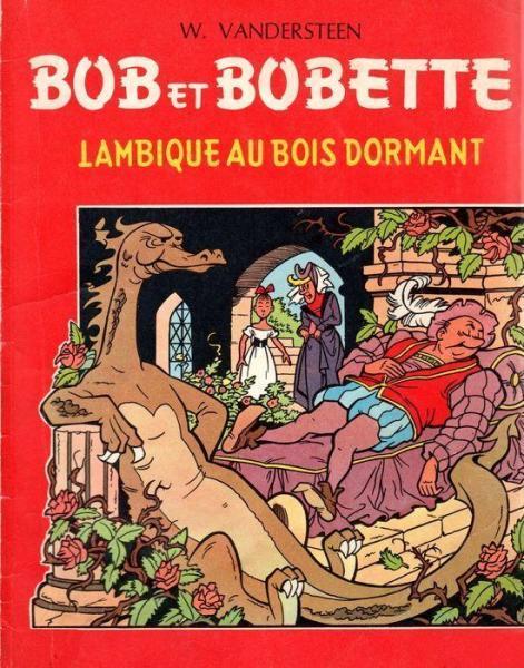 Bob et Bobette (oude Franse nummering) 47 Lambique au bois dormant