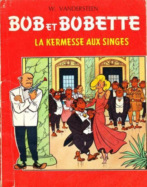 Bob et Bobette (oude Franse nummering) 50 La kermesse aux singes