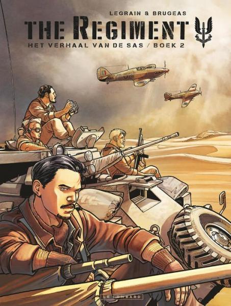 The regiment - Het verhaal van de SAS 2 Boek 2