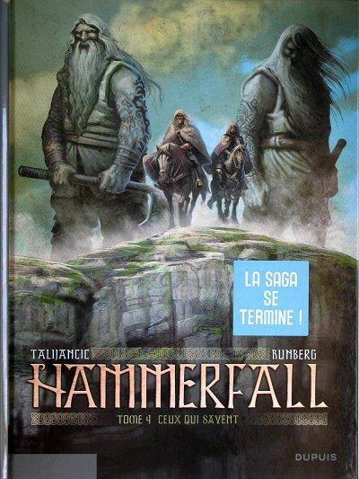 Hammerfall 4 Ceux qui savent