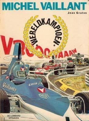 Michel Vaillant 26 Wereldkampioen