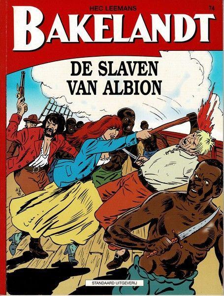Bakelandt 74 De slaven van Albion