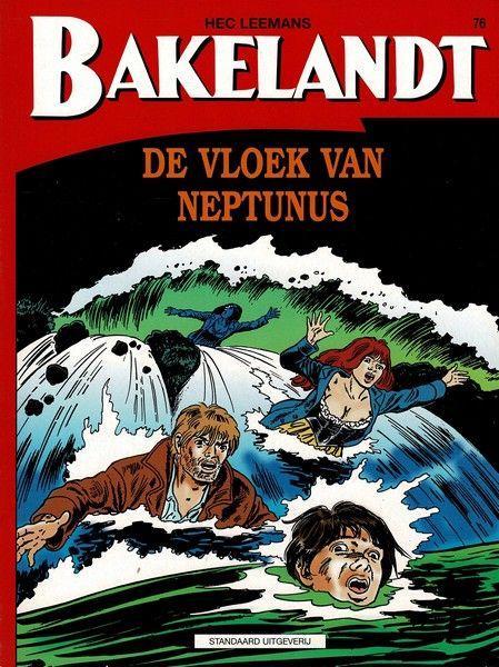 Bakelandt 76 De vloek van Neptunus