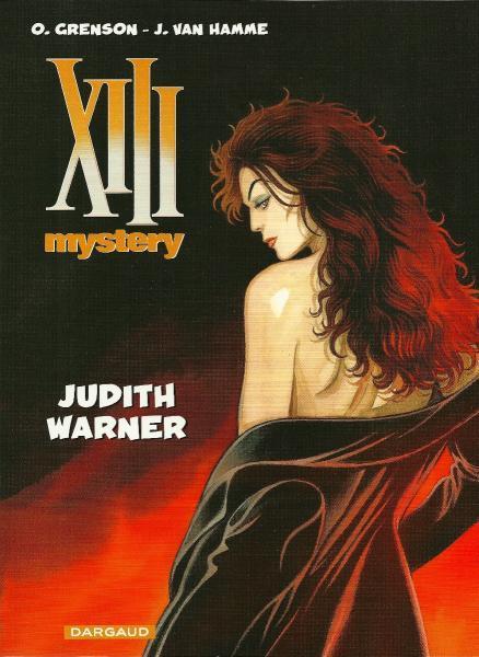 XIII Mystery 13 Judith Warner