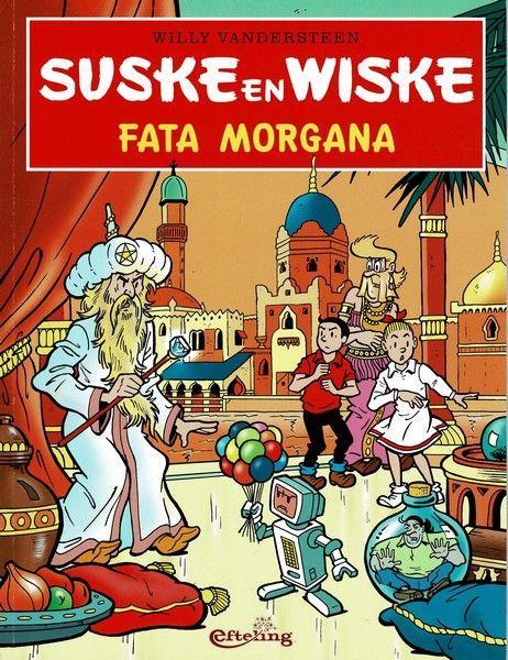 Suske en Wiske (reclame/kortverhaal) 23 Fata Morgana