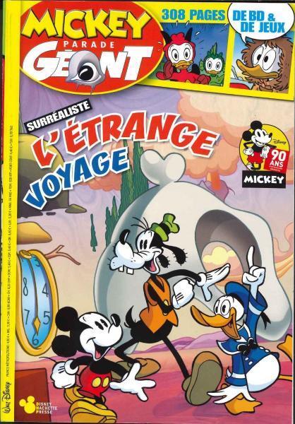 Mickey parade géant 367 Tome 367