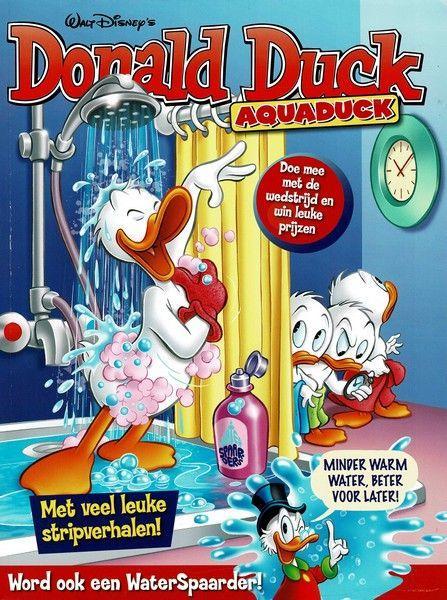 Donald Duck - Aquaduck 1 Deel 1