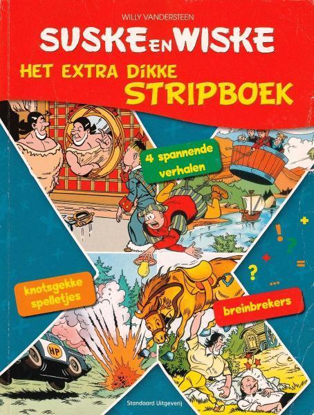Suske en Wiske X-large 7 Het extra dikke stripboek