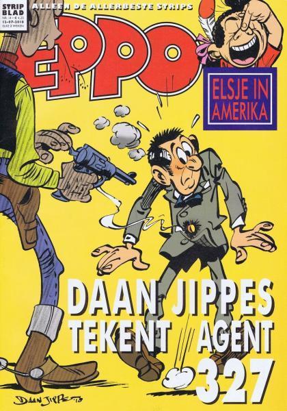 Eppo - Stripblad 2018 (Jaargang 10) 14 Nummer 14