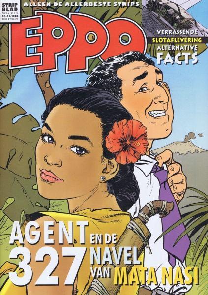 Eppo - Stripblad 2018 (Jaargang 10) 5 Nummer 5