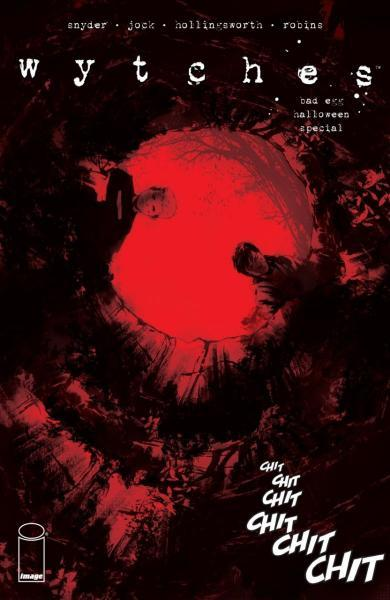 Wytches S1 Bad Egg Halloween Special