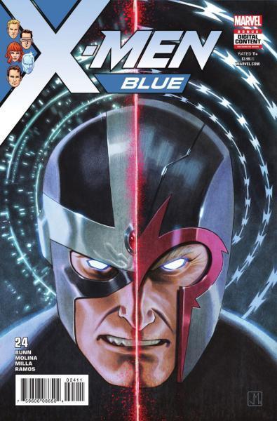 X-Men Blue 24 Cry Havok, Part 2