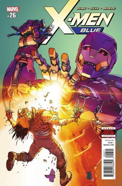 X-Men Blue 26 Cry Havok, Part 4