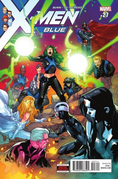X-Men Blue 27 Cry Havok, Part 5