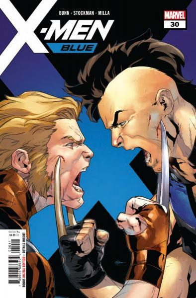 X-Men Blue 30 The Search for Jimmy Hudson, Part 2
