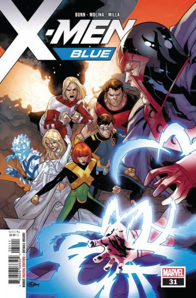 X-Men Blue 31 Kings and Queens, Part 1