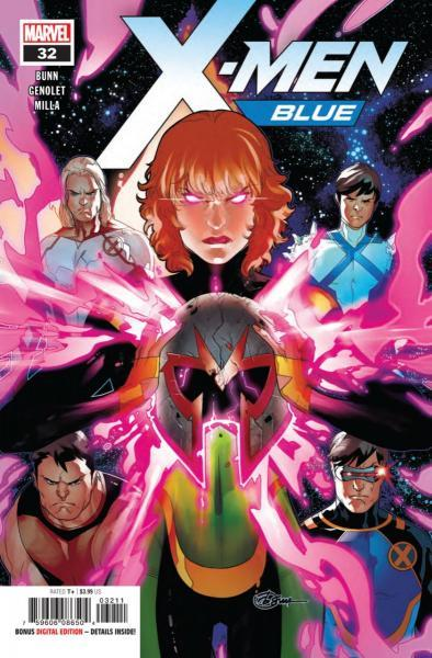 X-Men Blue 32 Kings and Queens, Part 2
