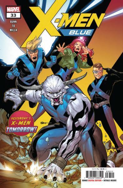 X-Men Blue 33 Surviving the Experience, Part 1