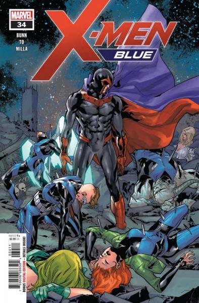 X-Men Blue 34 Surviving the Experience, Part 2
