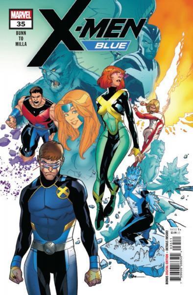 X-Men Blue 35 Surviving the Experience, Part 3