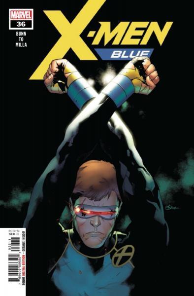 X-Men Blue 36 Surviving the Experience, Conclusion