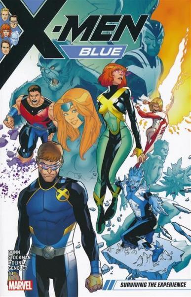 X-Men Blue INT 5 Surviving the Experience