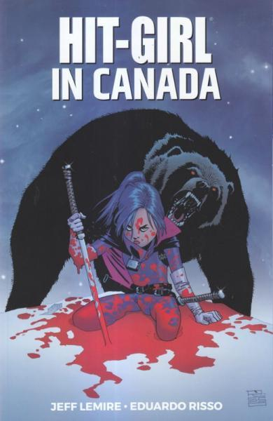 Hit-Girl (Image) INT 2 Hit-Girl in Canada