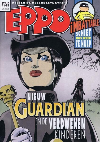Eppo - Stripblad 2018 (Jaargang 10) 22 Nummer 22