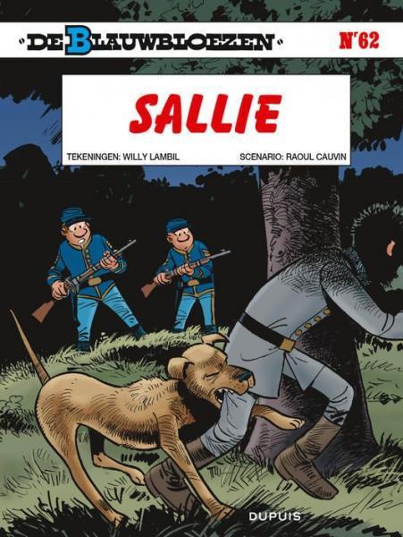 De Blauwbloezen 62 Sallie
