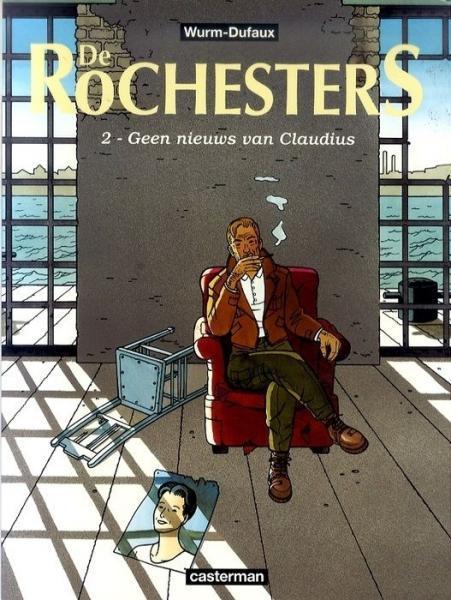 De Rochesters 2 Geen nieuws van Claudius