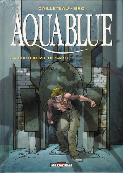 Aquablue 11 La forteresse de sable