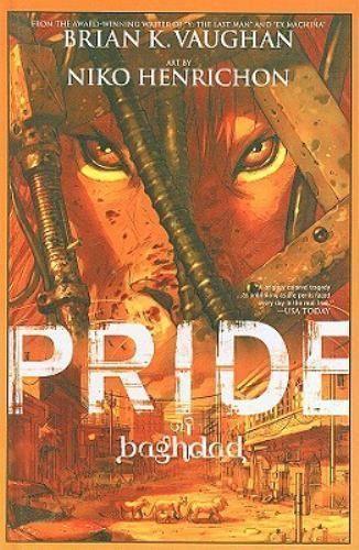 Pride of Baghdad 1 Pride of Baghdad