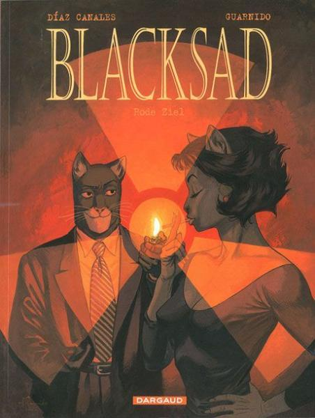 Blacksad 3 Rode ziel