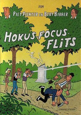 Piet Pienter en Bert Bibber 32 Hokus-focus-flits