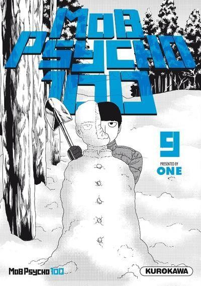 Mob Psycho 100 9 Tome 9