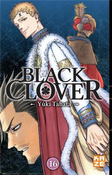 Black Clover 16 Tome 16