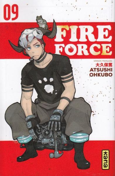 Fire force 9 Tome 9