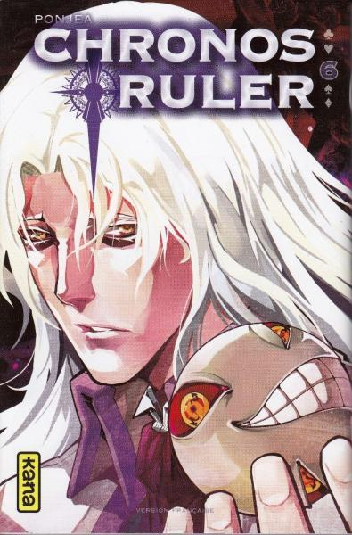 Chronos ruler 6 Tome 6